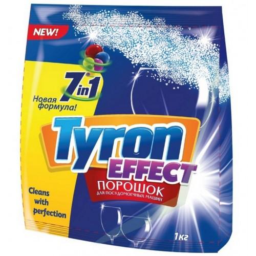 TYRON EFFECT Порошок для посудомоечных машин 1кг