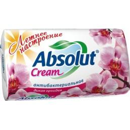АБСОЛЮТ мыло туалетное 90г дикая орхидея