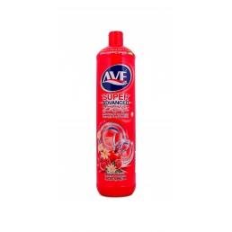 AVE Жидкость для мытья посуды 1л Гранат и цветы