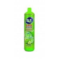 AVE Жидкость для мытья посуды 1л Яблоко и цветы