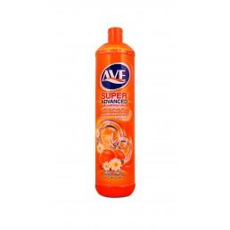 AVE Жидкость для мытья посуды 1л Апельсин и цветы