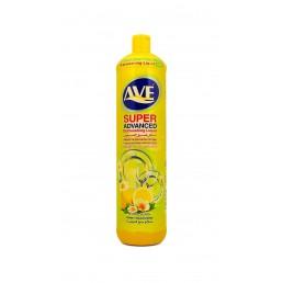 AVE Жидкость для мытья посуды 1л Лимон и цветы