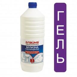 ЛАЙМА ПРОФ. БЕЛИЗНА-ГЕЛЬ Средство для отбеливания, дезинфекции и уборки 1л