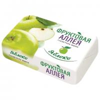 ФРУКТОВАЯ АЛЛЕЯ Туалетное мыло 90г Яблоко