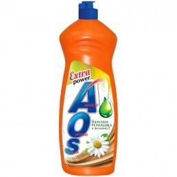 АОС EXTRA POWER Средство для мытья посуды 900г Бальзам Ромашка и Витамин Е