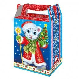 Коробка подарочная ТИГРИКИ 1000гр