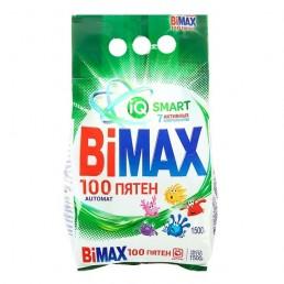 БИМАКС Стиральный порошок Автомат 1,5кг 100 Пятен