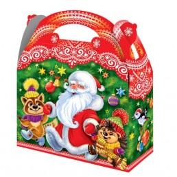 Коробка подарочная ХОРОВОД 1500гр N9