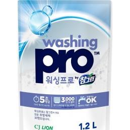 WASHING PRO Средство для мытья посуды 1.2л