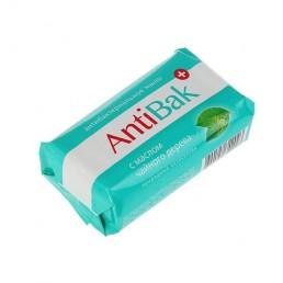 ANTIBAK Антибактериальное мыло 100г с маслом чайного дерева