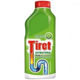 TIRET Гель для устранения засоров 500мл