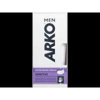 ARKO MEN Крем после бритья 50мл Для чувствительной кожи