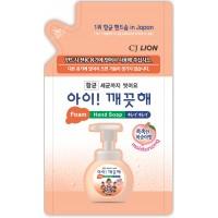 Ai-Kekute Пенное мыло для рук 200мл С ароматом персика