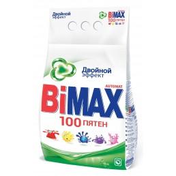 БИМАКС Стиральный порошок Автомат 6кг 100 Пятен