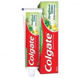 КОЛГЕЙТ Зубная паста 100мл Лечебные травы Отбеливающая