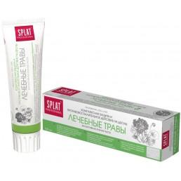 SPLAT Зубная паста 100г Лечебные травы
