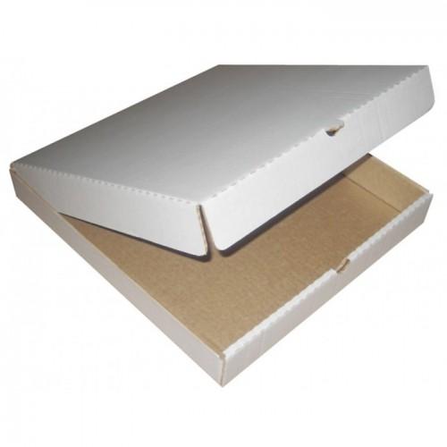 Короб для пиццы 31х31см Белая