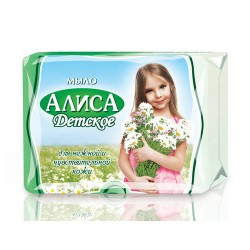 АЛИСА мыло детское 150г
