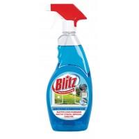 БЛИЦ Средство для мытья стекол 900г