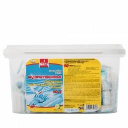 FRAU GRETTA Таблетки для посудомоечных машин 100шт В водорастворимой оболочке