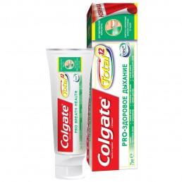 КОЛГЕЙТ ТОТАЛ 12 Зубная паста 75мл Здоровое дыхание