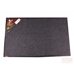 VORTEX коврик влаговпитывающий ребристый 50х80см серый