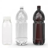 Бутылки, баночки ПЭТ