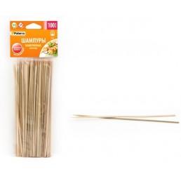 ПАТЕРРА шампуры бамбук 20см 100шт
