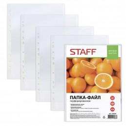 STAFF Папка-файл 25мкм А4 100шт арт. 226828