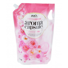 Aroma Capsule кондиционер для белья 2,1л роза