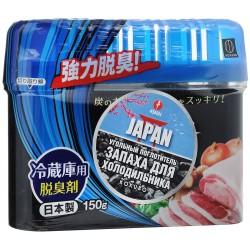 KOKUBO Дезодорант-поглотитель неприятных запахов 150г Древесный уголь