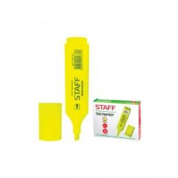 STAFF Текстмаркер 1-5мм Лимонный