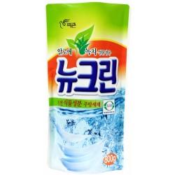 NEW CLEAN Жидкость для мытья посуды 782мл Алоэ и зеленый чай