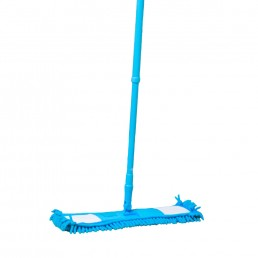CLEAR LINE Швабра для пола микрофибра арт 1306