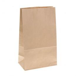 Пакет крафт 220х120х290мм без ручки (№9)