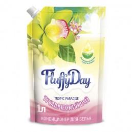 FLUFFY DAY Кондиционер для белья 1л Тропический рай