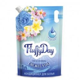 FLUFFY DAY Кондиционер для белья 1л Свежее утро