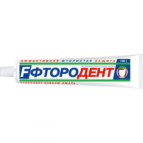 ФТОРОДЕНТ Зубная паста 100г