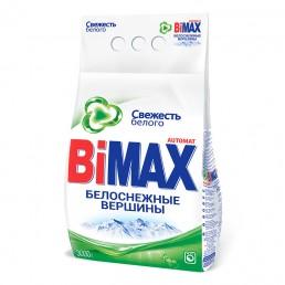 БИМАКС Стиральный порошок Автомат 3кг Белоснежные вершины
