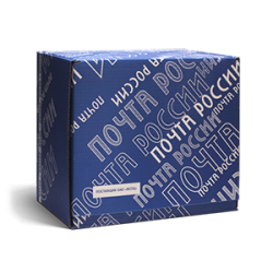 Почтовая коробка Почта России 42,5х26,5х38см №6