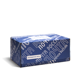 Почтовая коробка Почта России 42,5х26,5х19см №5