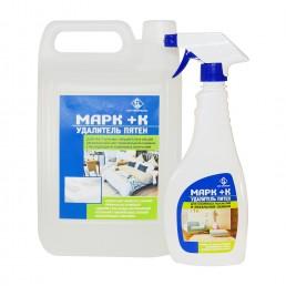 МАРК+К Удалитель пятен для ковровых покрытий и мебельной обивки 550мл