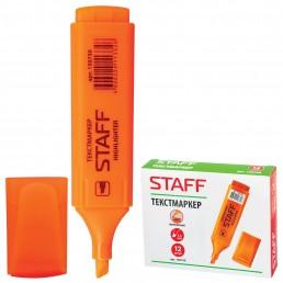 STAFF Текстмаркер 1-5мм Оранжевый