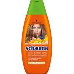 SCHAUMA Шампунь для тусклых и обезжизненных волос 380мл Облепиховый заряд