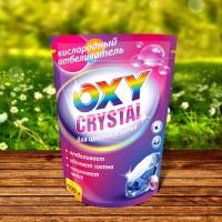 OXY CRYSTAL Кислородный отбеливатель 600г для цветного белья