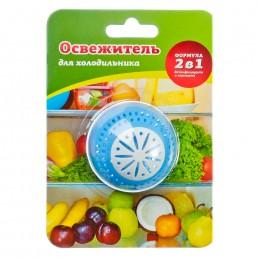 Освежитель для холодильника 2в1