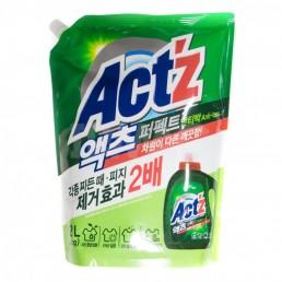 ACTZ Концентрированный гель для стирки белья 2,2л