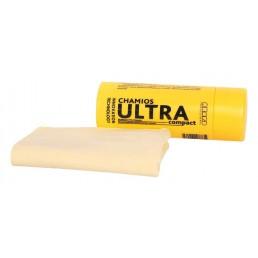 ULTRA CHAMOIS Салфетка синтетическая замша 43х32см