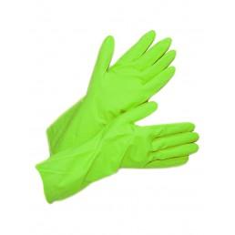 Перчатки хозяйственные латексные 1 пара XL Повышенной прочности