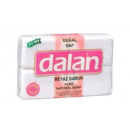 ДАЛАН Хозяйственное мыло 4х125г белое